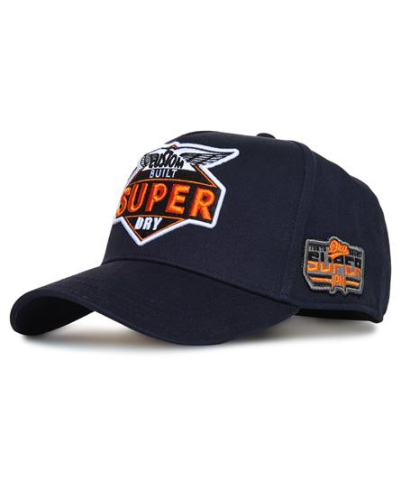 Superdry Checker Trucker-caps
