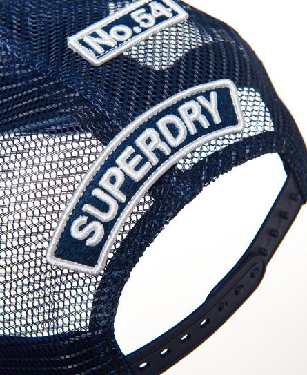 Superdry Bolt Trucker-caps