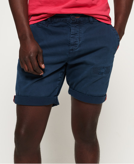 Superdry Superdry International Patch & Repair chinoshorts