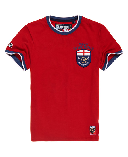 Superdry Superdry England Trophy Series T-shirt