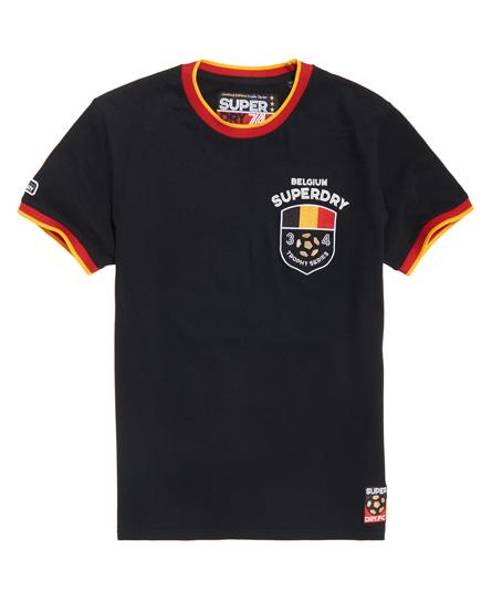 Superdry Superdry Belgium Trophy Series T-shirt