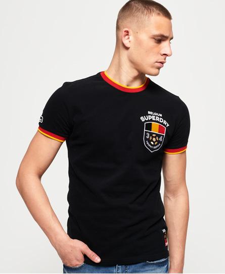 Superdry - Camiseta Belgium Trophy Series - 2