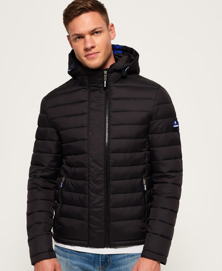 Doudoune ultra light sous manteau