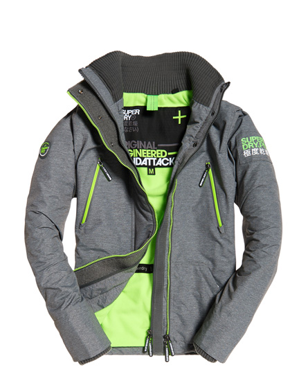 Superdry Superdry Polar SD-Windattacker jakke