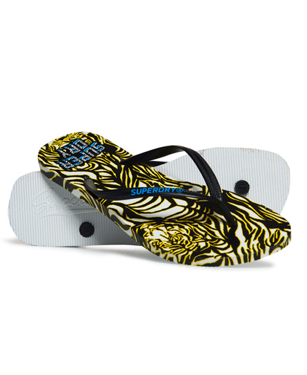 Superdry Super Sleek Flip Flops