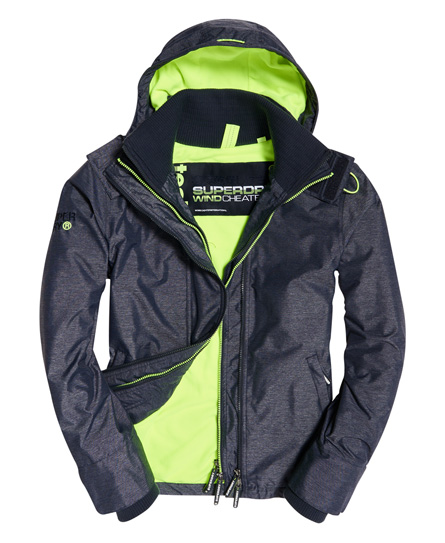Superdry Superdry Arctic Pop Zip SD-Windcheater jakke med hætte