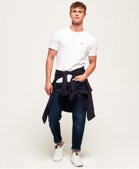Superdry Oversized Taper Jeans