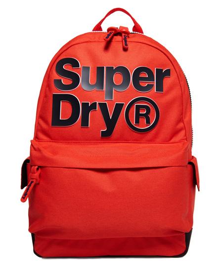 Superdry Superdry Montana rygsæk med logo i to farver