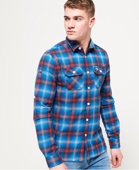 Superdry Lumberjack Lite Hemd