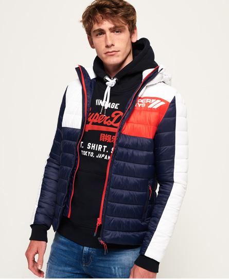 Superdry Superdry Colour Blox Fuji jakke