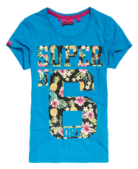 Superdry Superdry Super No.6 T-shirt