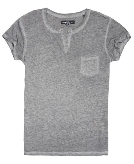 Superdry Superdry Burnout Notch Neck Pocket T-shirt