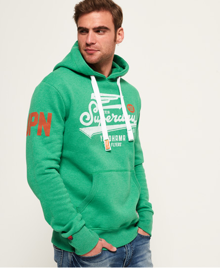 Superdry Sweat à capuche High Flyers Duo afeCY7