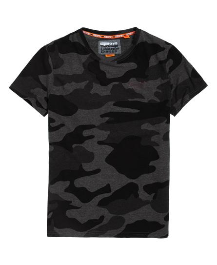Superdry Superdry Orange Label Vintage T-shirt med broderet logo