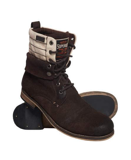 Trawler 中筒靴