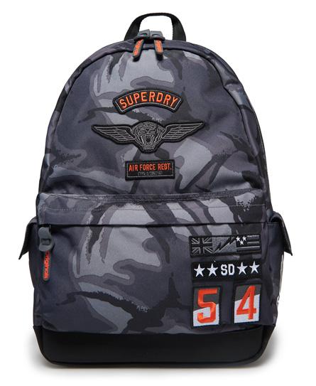 Superdry Superdry Mono Camo Montana rygsæk