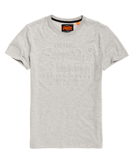 Superdry Superdry Premium Goods Embossed T-shirt