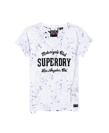 Superdry Taylor Distress T-shirt