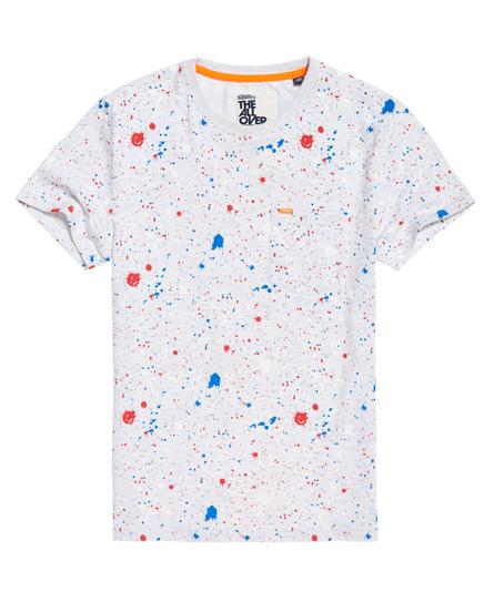 Superdry - Camiseta Splatter - 2