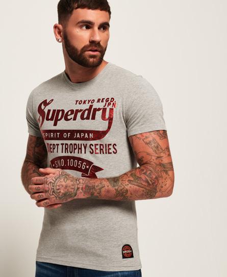 Superdry Superdry Klassisk Tokyo Brand Heritage T-shirt
