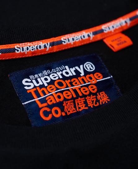 Superdry Orange Label 系列 Softball Ringer T 恤