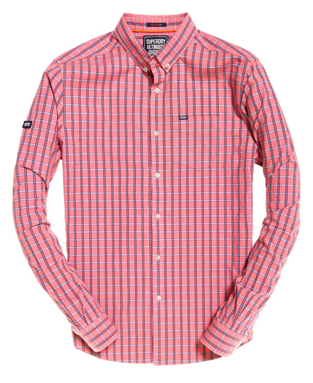 Superdry - Camisa Oxford Ultimate University - 2
