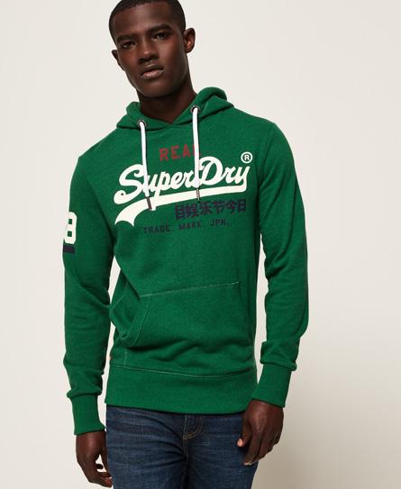 Superdry Superdry Vintage Logo Lite Tri hættetrøje