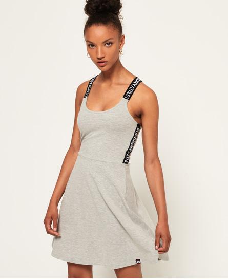Superdry Superdry SD Athletic kjole med stropper