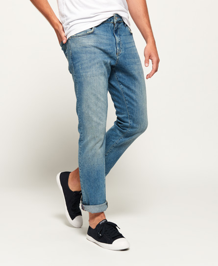 Image of Superdry Daman Straight Jeans