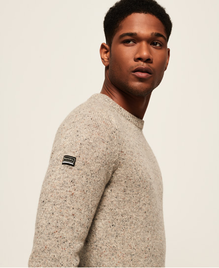 Superdry Harlo Twist Crew Neck Jumper