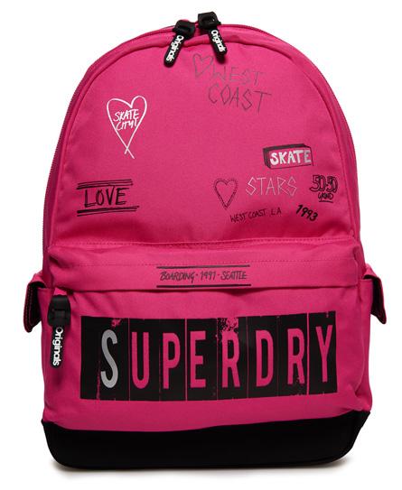 Superdry Print Edition Montana rygsæk