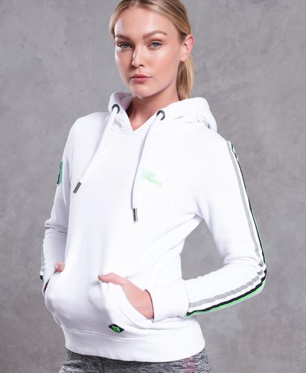 Superdry Superdry Mega Sport Label hættetrøje