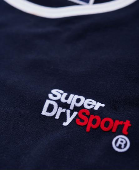 Superdry Athletics Sport -body