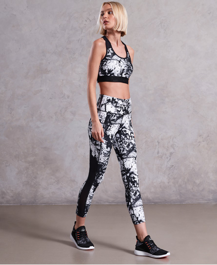 Superdry Active Studio 7/8-Leggings