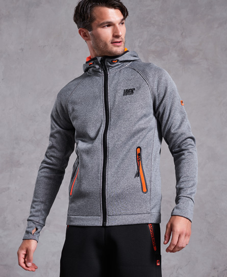 Superdry Winter Training Kapuzenjacke