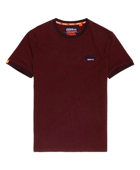 Superdry T-shirt Cali Ringer