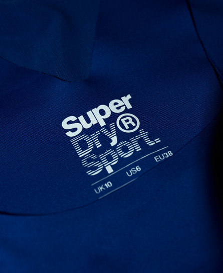 Superdry Active Fitted -toppi