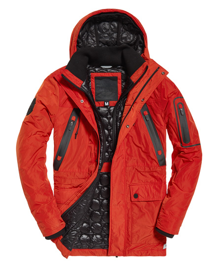 Superdry - Parka Vessel - 2