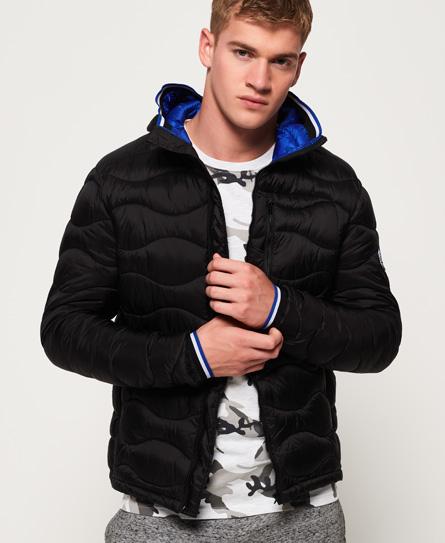 Superdry Superdry Bølgequiltet jakke