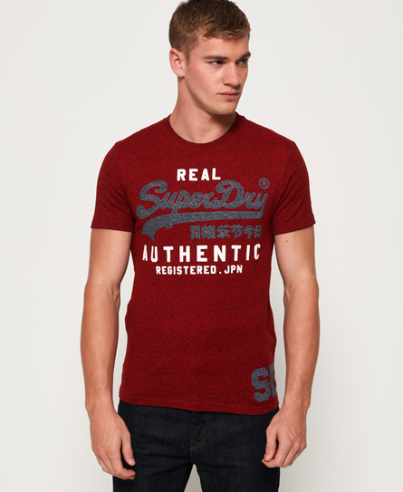 Se Superdry Superdry Vintage Authentic Duo T-shirt ved SuperDry