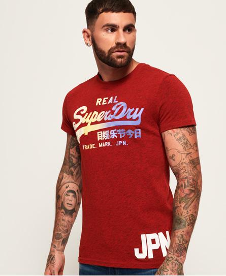 Se Superdry Superdry Vintage Logo 1st T-shirt ved SuperDry