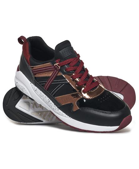 Se Superdry Superdry Urban Street Runner sneakers ved SuperDry