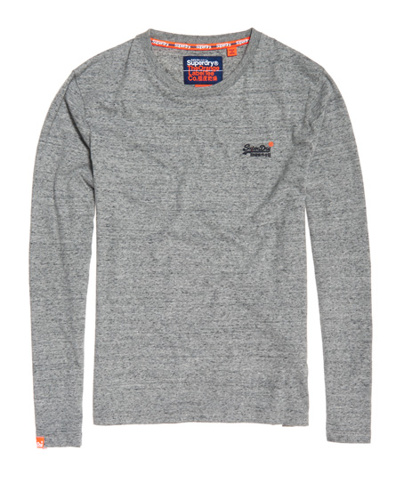 Superdry Orange Label 系列復古電繡 T 恤