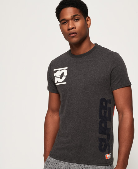Superdry Superdry Kortærmet Zehn Vert T-shirt
