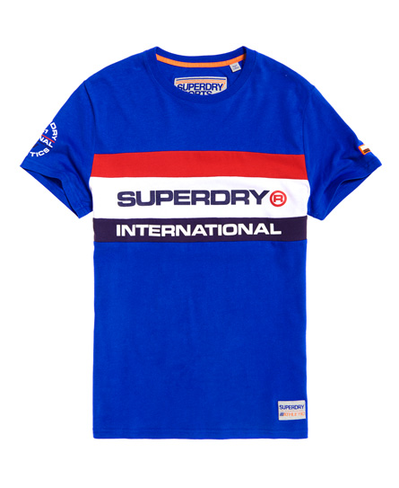 Trophy Tri Colour T-Shirt