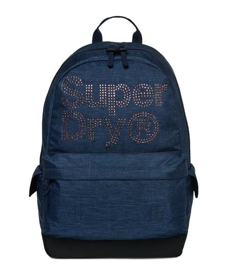 Superdry Superdry Montana rygsæk med rhinstene