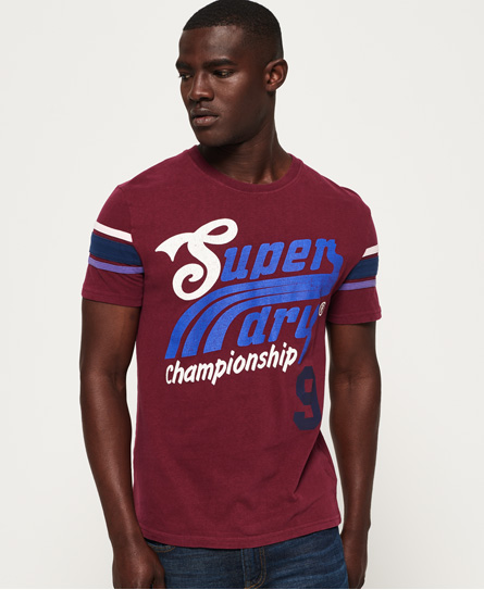 Superdry Superdry Pitch Field Retro T-shirt