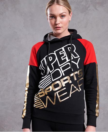 Superdry Superdry Street Sports hættetrøje