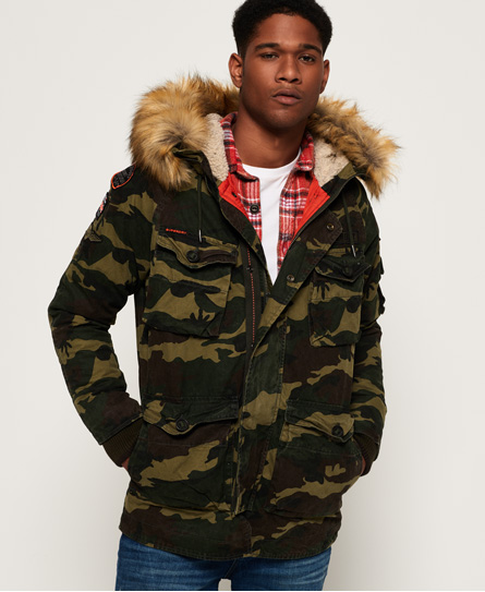 Superdry Superdry Rookie Heavy Weather parka