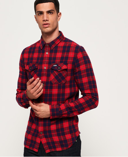 Superdry Superdry Rookie Ridge skjorte